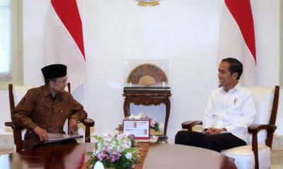 Soal Bertemu Prabowo, Presiden Jokowi: Saya Sudah Sampaikan Keinginan, Tapi Belum Ketemu