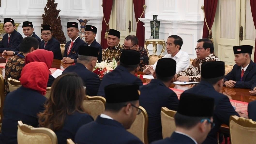 Presiden Jokowi Dukung Delegasi Indonesia di Kompetisi WorldSkills 2019