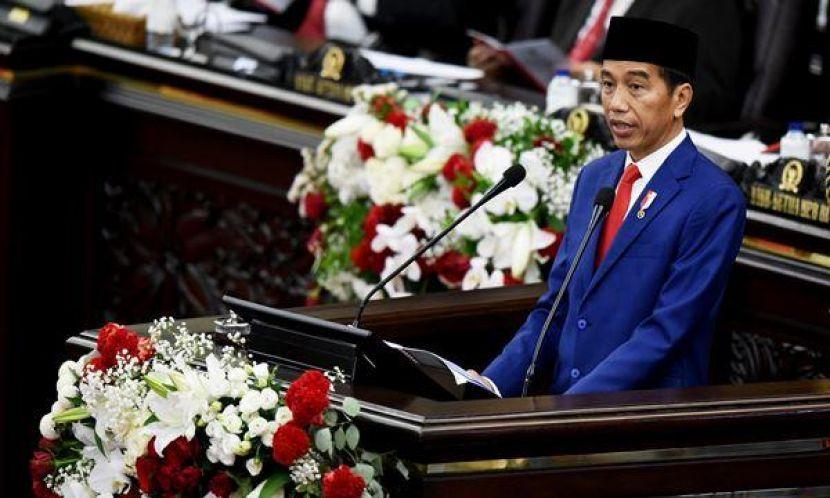 Jokowi: Organisasi Tumpang Tindih, Gabung