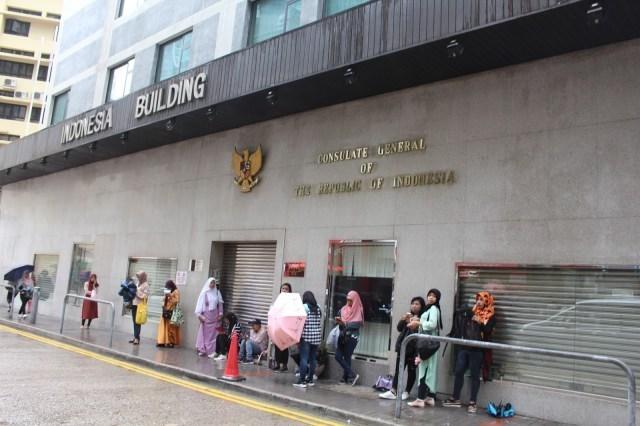 Kemlu Imbau WNI Tunda Bepergian ke Hong Kong Jika Tidak Mendesak