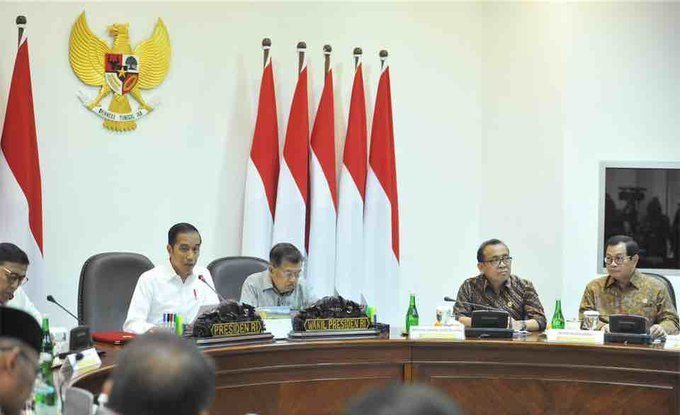Ikut Dubai Expo 2020, Pesiden Jokowi Minta Tampilkan Indonesia yang Futuristik