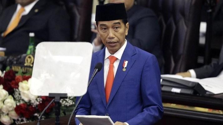 Jokowi ingatkan Indonesia Agar Lebih Cepat Rebut Investasi