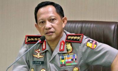 Dipanggil Jokowi, Jenderal Tito Bisa Jadi Akan Lepas Tongkat Komando Kapolri