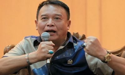 Kursi Menhan Untuk Prabowo, TB Hasanuddin : Tidak Pantas Lawan Politik Dapat Menhan