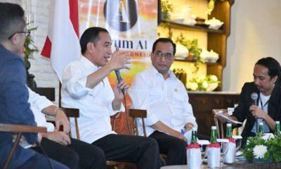 Ternyata Begini Trik Jokowi Upayakan Pemerataan Pembangunan