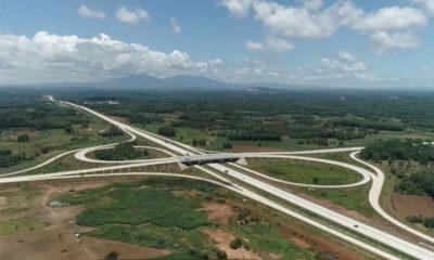 Akhir Tahun, Jokowi Sebut Pembangunan Jalan Tol Trans Sumatera Tetap Lanjut