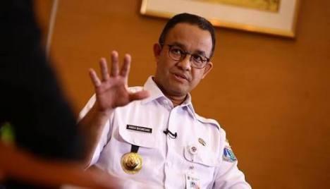 Anies Baswedan Gubernur Terpegah Sepanjang 2019