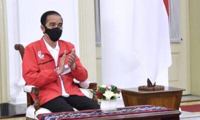 Jokowi Ingin Prestasi Olahraga Nasional Ditingkatkan dengan Pembenahan Manajemen dan Pembinaan Secara Total