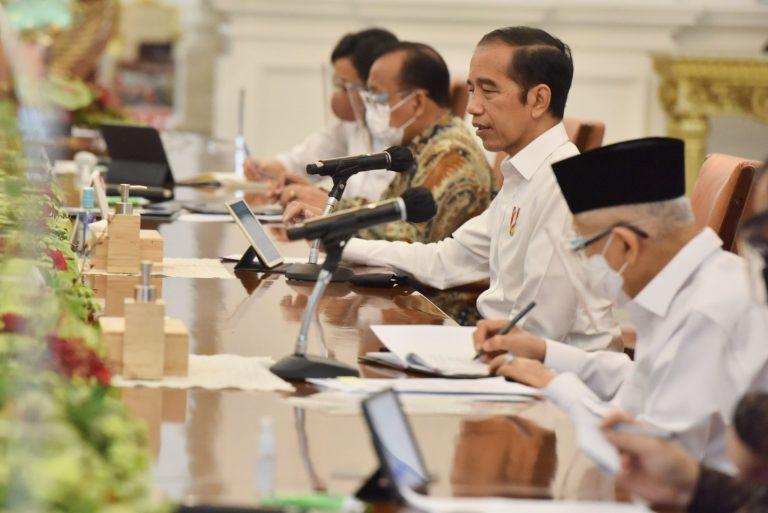 Jokowi Akui Pemerintah Sudah Lakukan Pembayaran Vaksin Covid-19