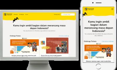 Luncurkan Merancang.id, SKP Ayu Kartika Ajak Generasi Muda Ikut Rancang Indonesia
