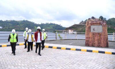 Bendungan Tapin Berpotensi Jadi Spot Wisata dan Majukan Perekonomian Masyarakat Sekitar