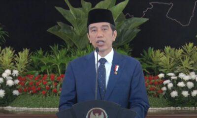 Presiden: Akselerasi Penggunaan Teknologi Informasi Pintu Masuk Terwujudnya Peradilan Modern