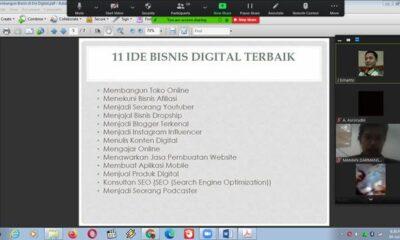 Perantau Cilacap Diskusi Digital Marketing Bareng Dosen Universitas Pamulang
